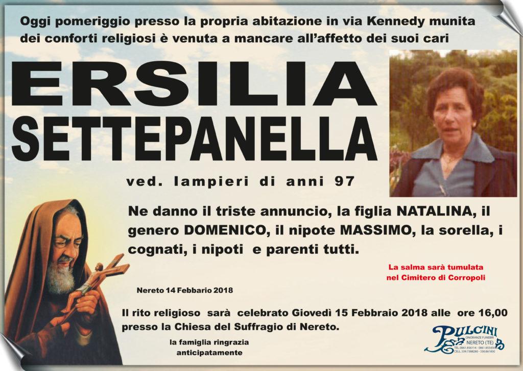 Ersilia Settepanella