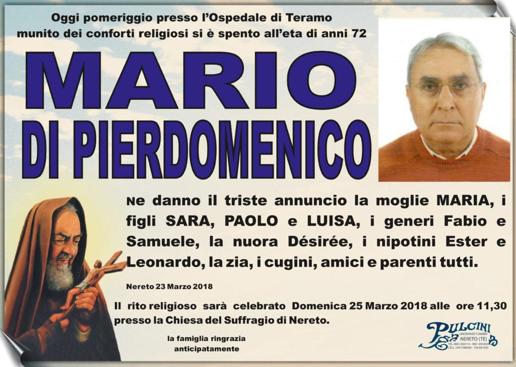 Mario Di Pierdomenico
