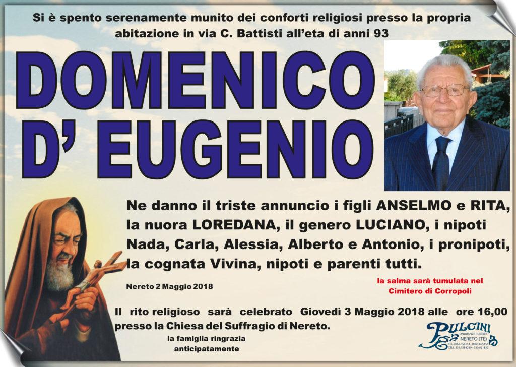 Domenico D'Eugenio