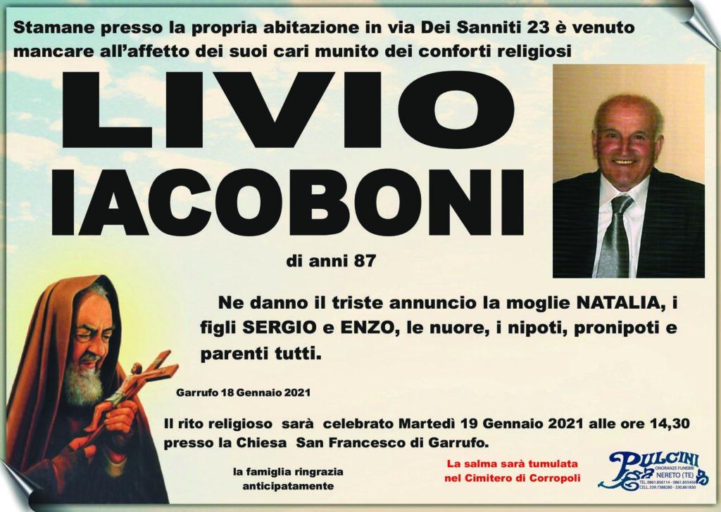 Iacoboni Livio